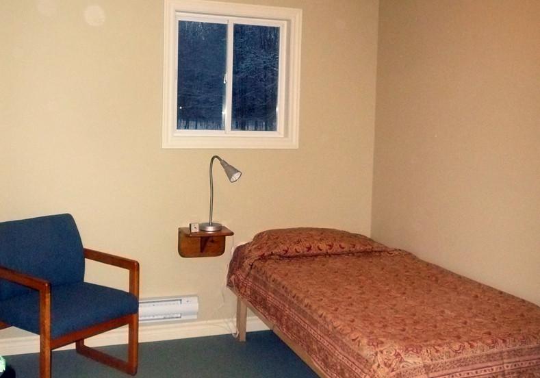 Women's Residence C room