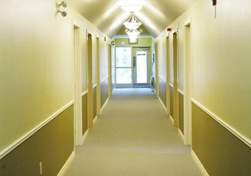 Hallway - Women's Residence A
