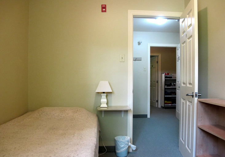 Single room in Residence A