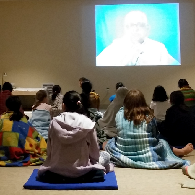 Children's Meditation Course 2016
