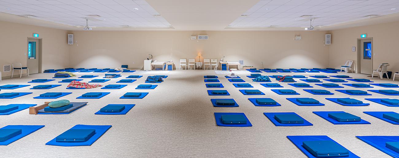 Inside Mediation Hall
